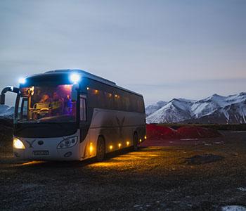 Louer un bus pour un trajet à plus de 500 km