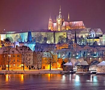 Louer un bus Prague