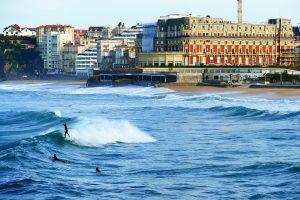 Location bus Biarritz