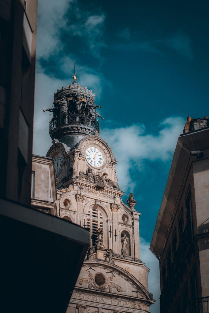 église sainte-croix de nantes