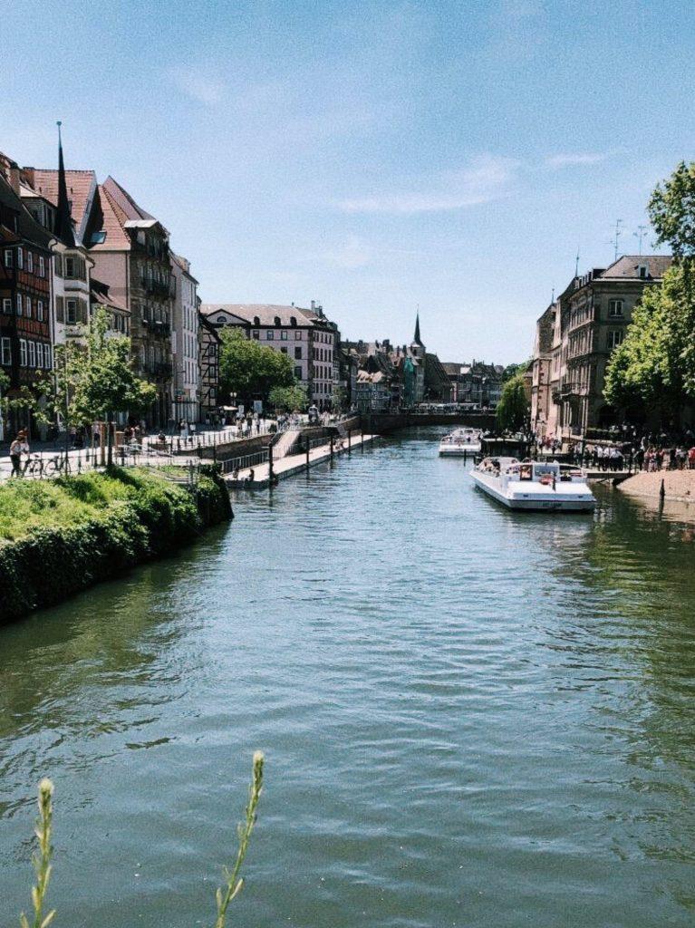 canal Strasbourg